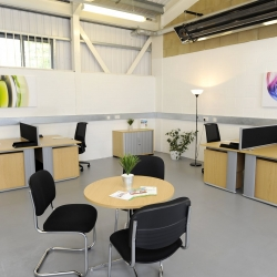 An alternative use to one of our flexible spaces