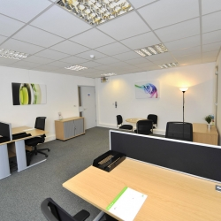 A 4 person office in Andover