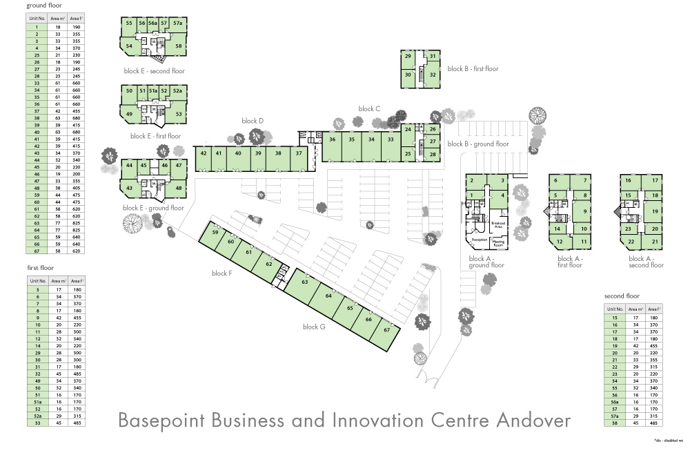 Andover Site Plan