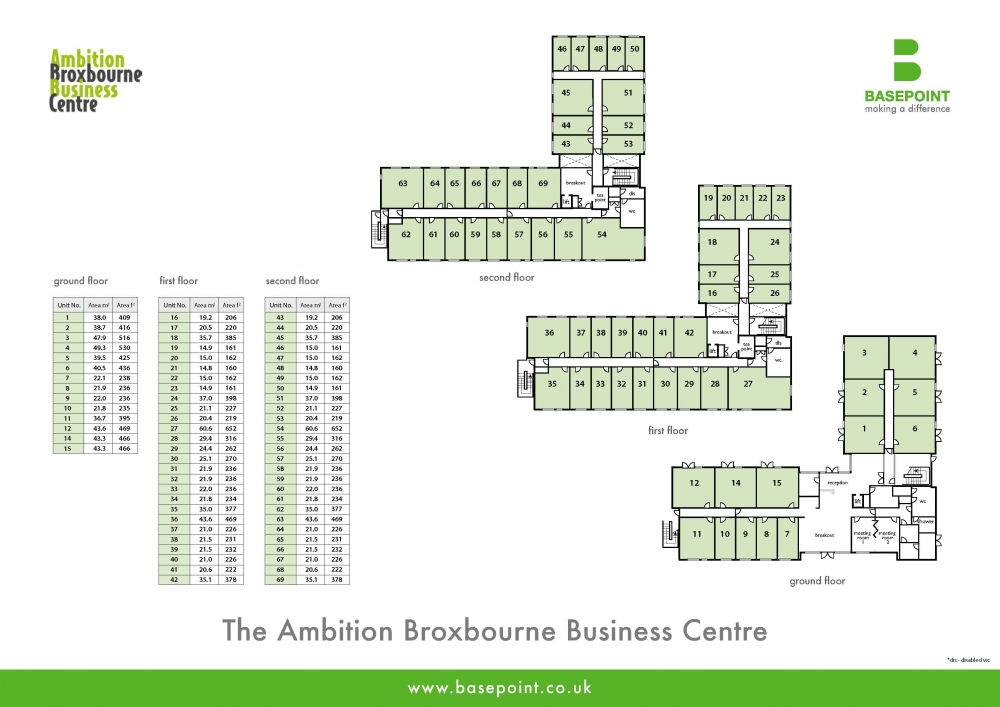 Broxbourne Site Plan