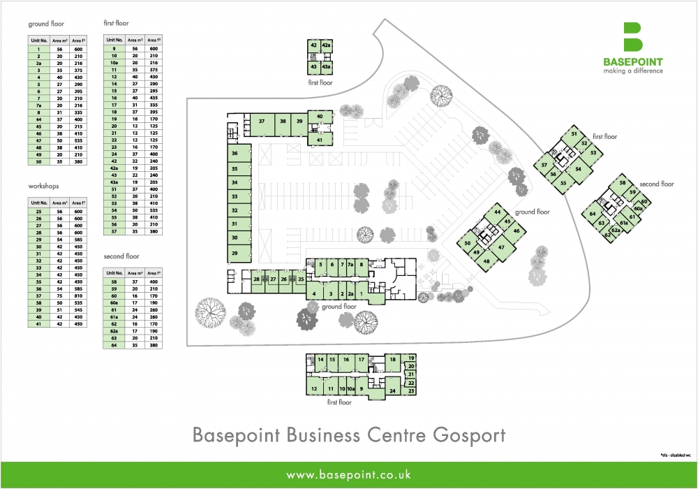 Gosport Site Plan
