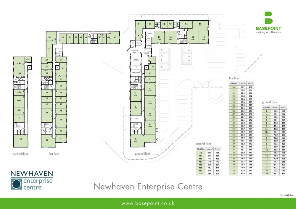 Newhaven Site Plan