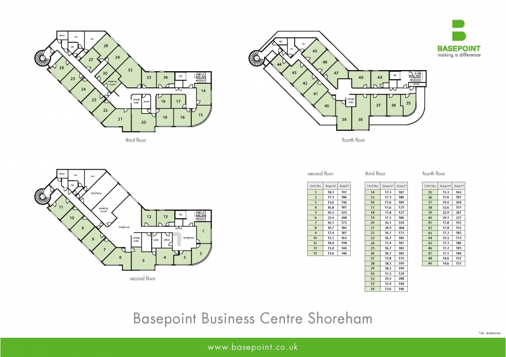 Shoreham Site Plan