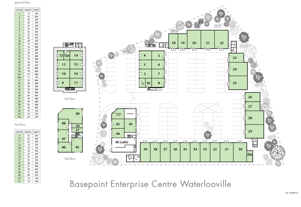 Waterlooville Site Plan