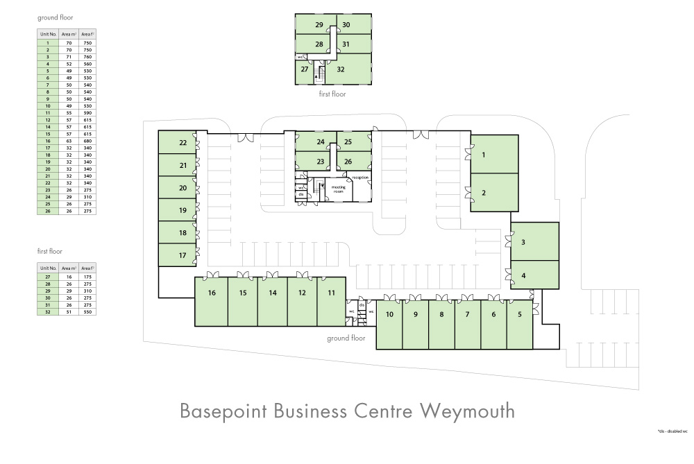 Weymouth Site Plan