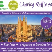 BIG BASEPOINT CHARITY RAFFLE!